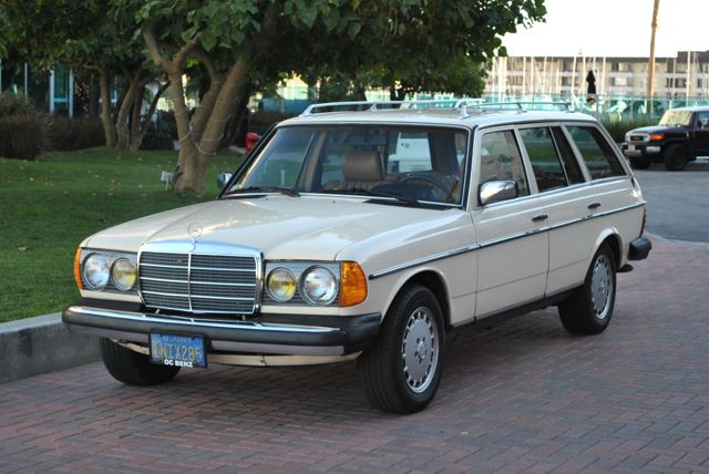 Mercedes-Benz W123 1975 - 1985 Station wagon 5 door #7