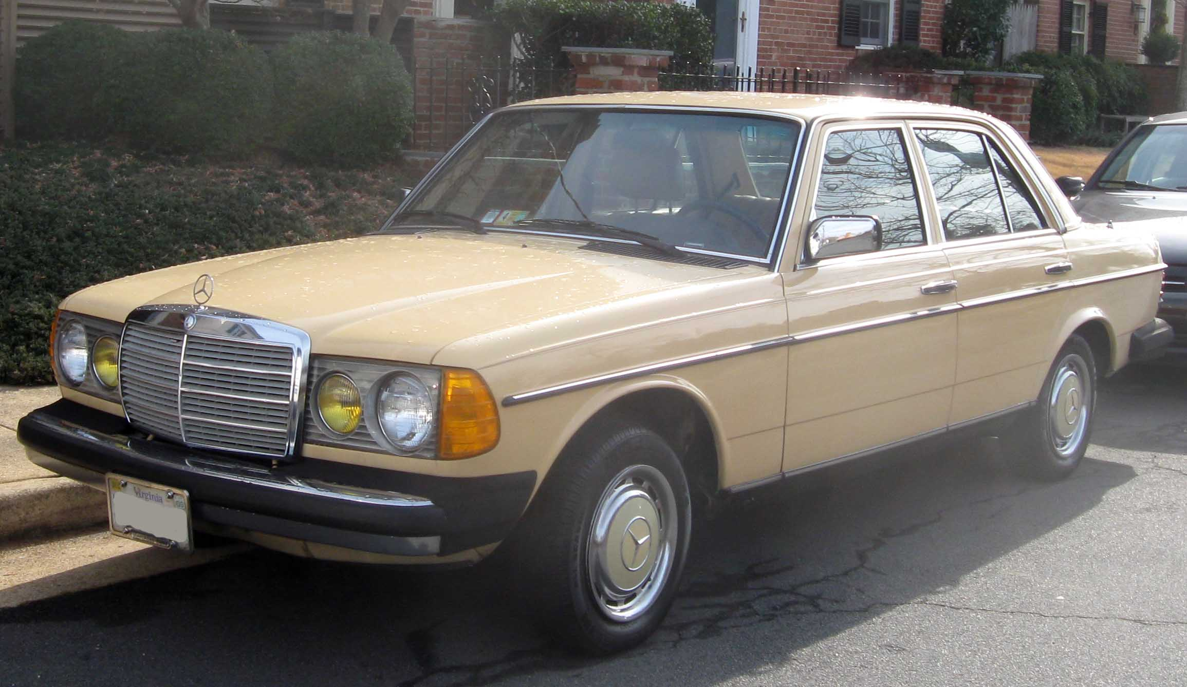 Mercedes-Benz W123 1975 - 1985 Station wagon 5 door #5