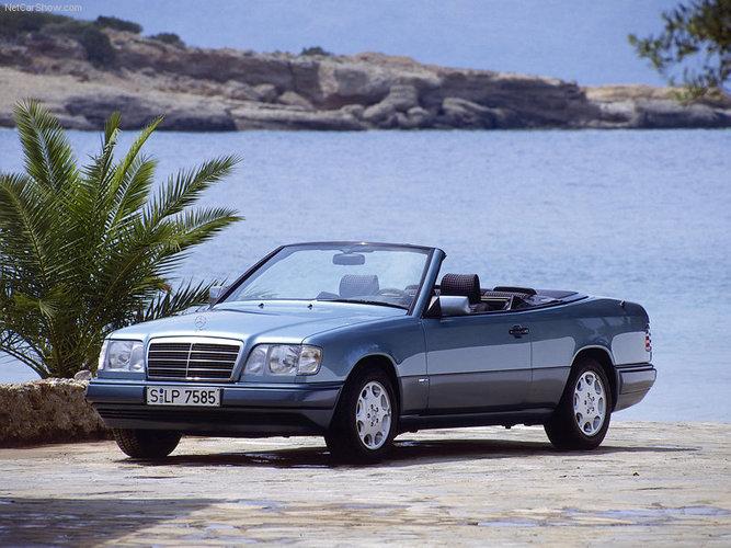Mercedes-Benz W124 1984 - 1994 Cabriolet #3
