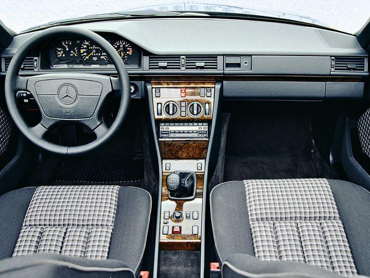 Mercedes-Benz W124 1984 - 1994 Cabriolet #8