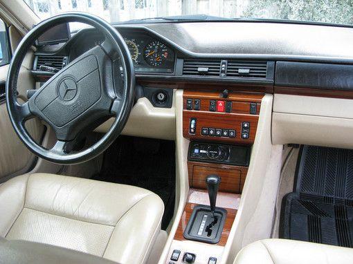 Mercedes-Benz W124 1984 - 1994 Cabriolet #7