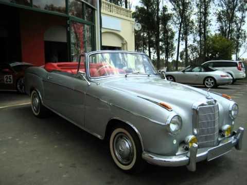 Mercedes-Benz W128 1958 - 1960 Cabriolet #2