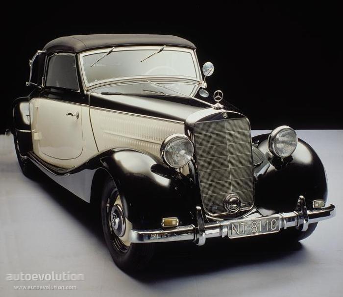 Mercedes-Benz W136 1936 - 1955 Sedan #2