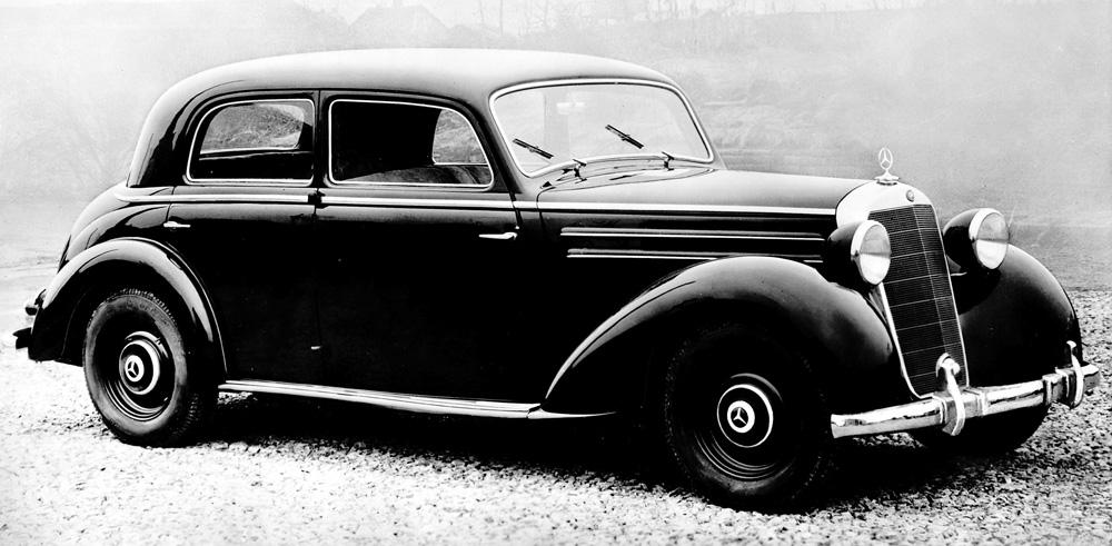 Mercedes-Benz W136 1936 - 1955 Sedan #6