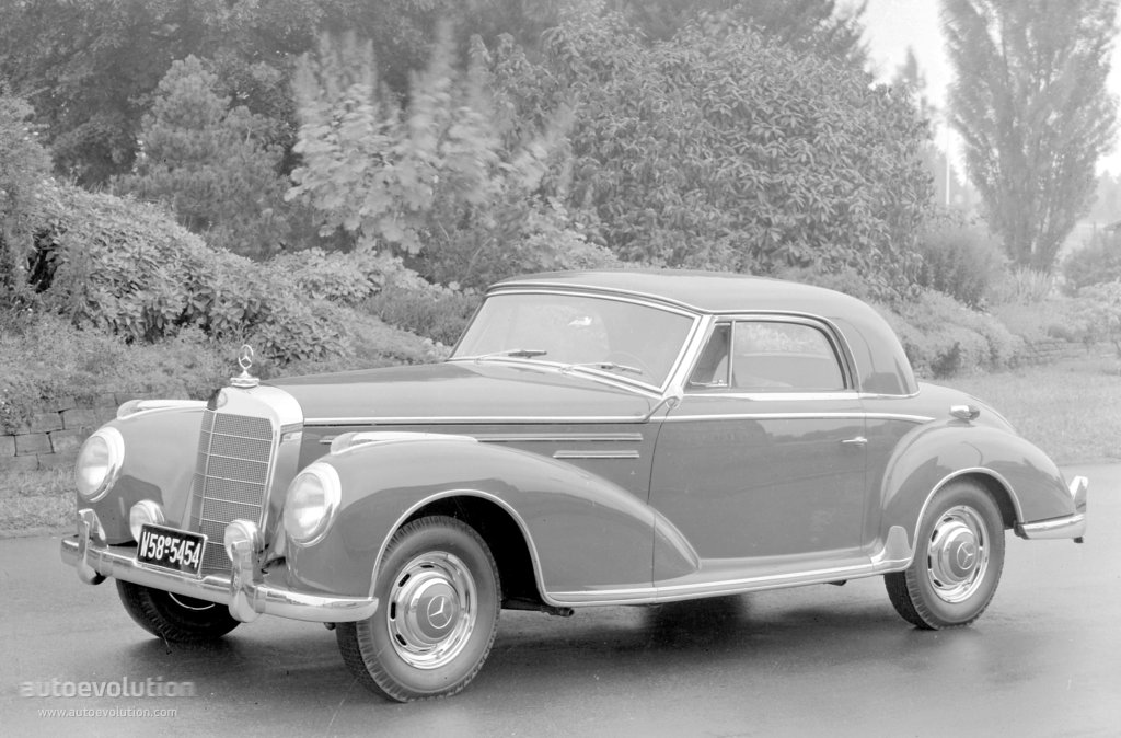 Mercedes-Benz W188 1951 - 1958 Coupe #5