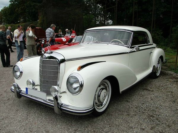 Mercedes-Benz W188 1951 - 1958 Coupe #7
