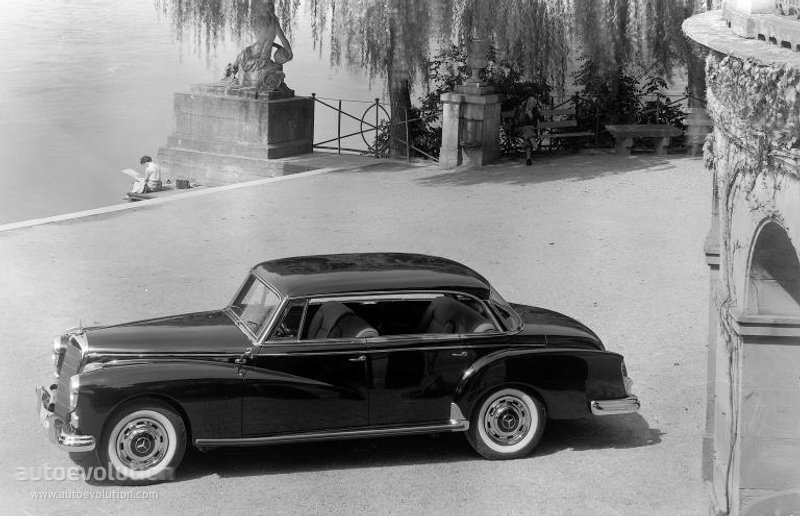 Mercedes-Benz W189 1957 - 1962 Sedan #4