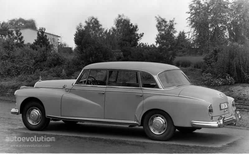 Mercedes-Benz W189 1957 - 1962 Sedan #3