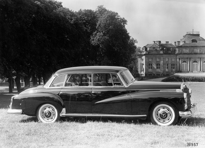 Mercedes-Benz W189 1957 - 1962 Sedan #5
