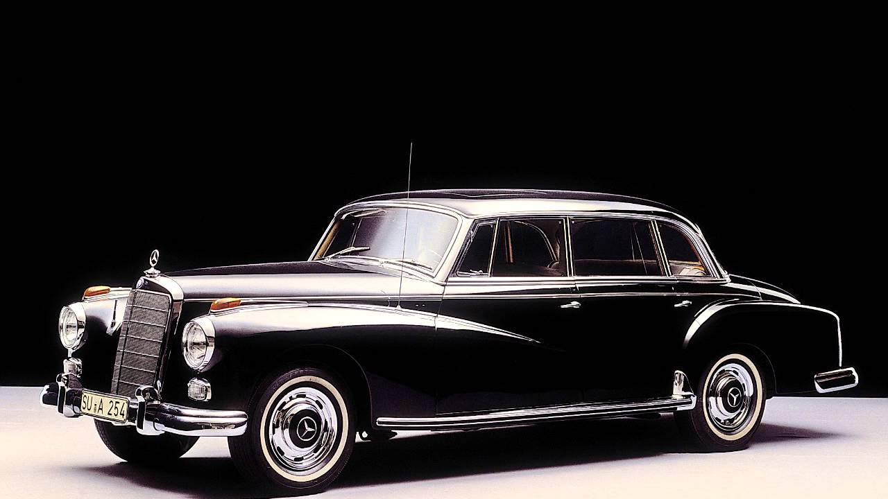 Mercedes-Benz W189 1957 - 1962 Sedan #7
