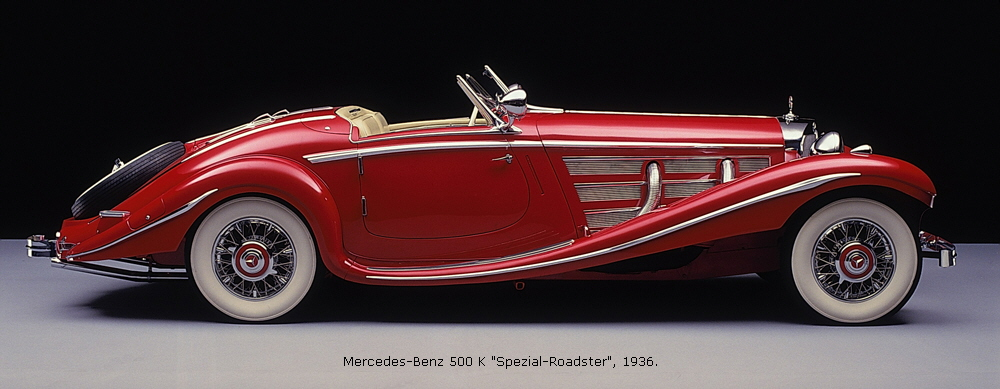 Mercedes-Benz W29 I 1934 - 1936 Cabriolet #7