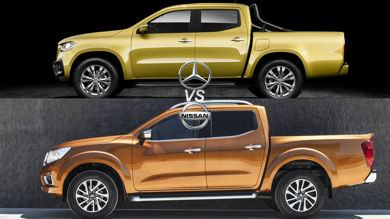 Mercedes-Benz X-klasse I 2017 - now Pickup #1