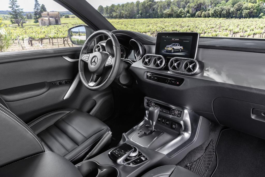 Mercedes-Benz X-klasse I 2017 - now Pickup #5