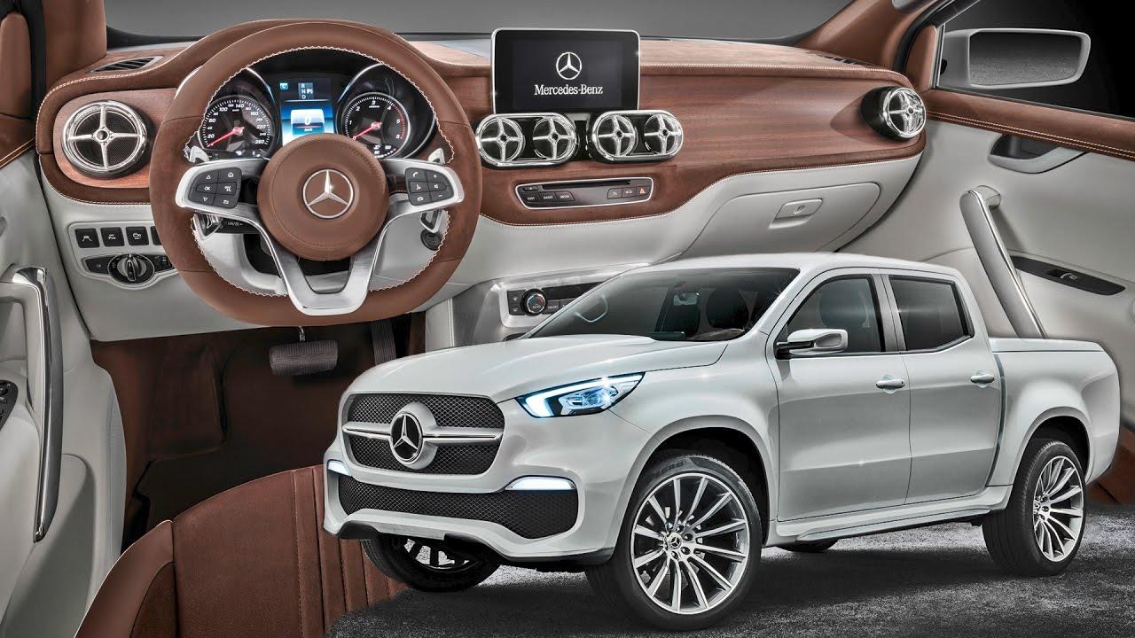 Mercedes-Benz X-klasse I 2017 - now Pickup #8