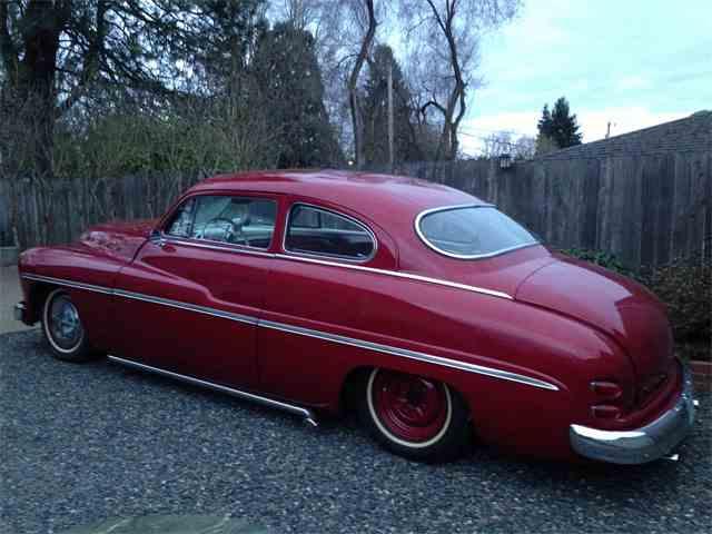 Mercury Eight III 1949 - 1951 Sedan #2