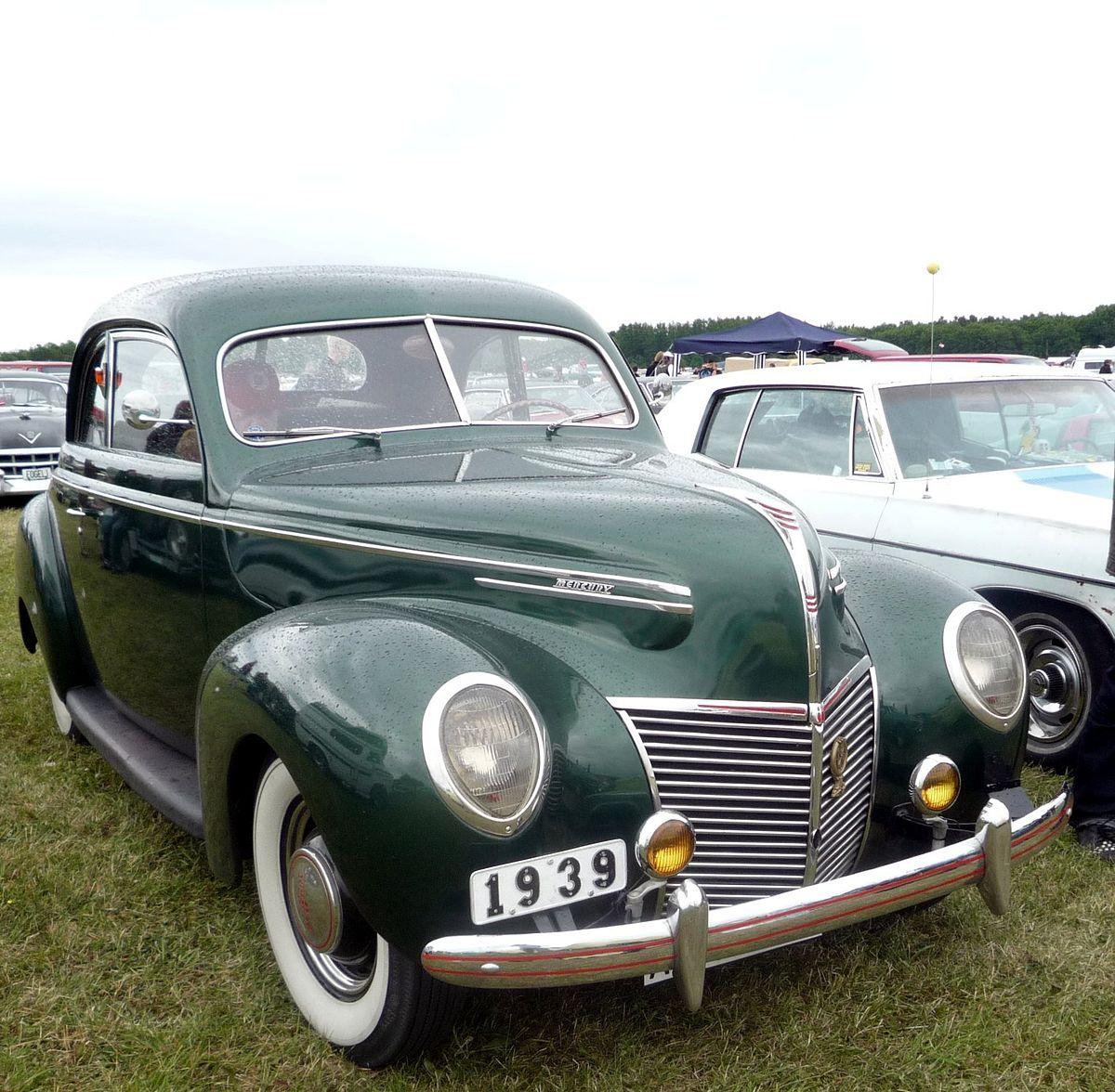 Mercury Eight III 1949 - 1951 Sedan #8