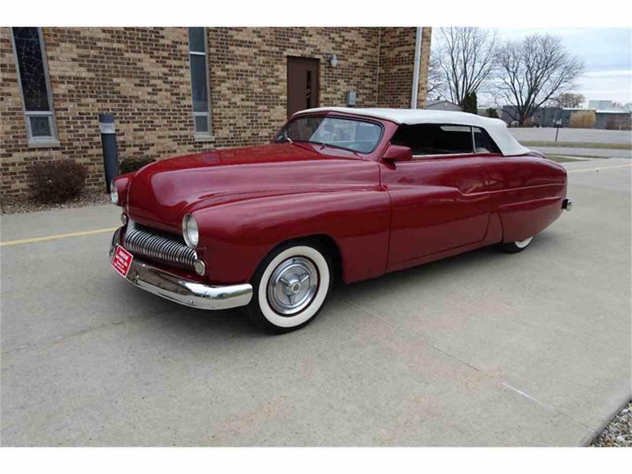 Mercury Eight III 1949 - 1951 Sedan #4