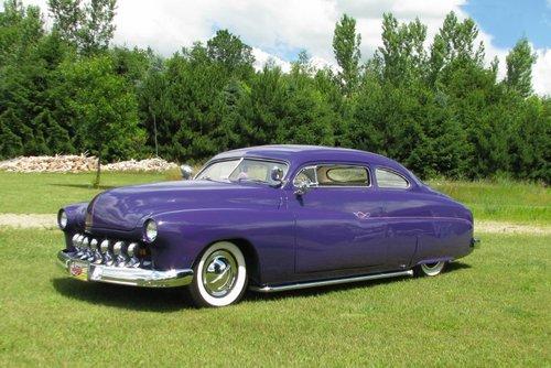 Mercury Eight III 1949 - 1951 Sedan #7