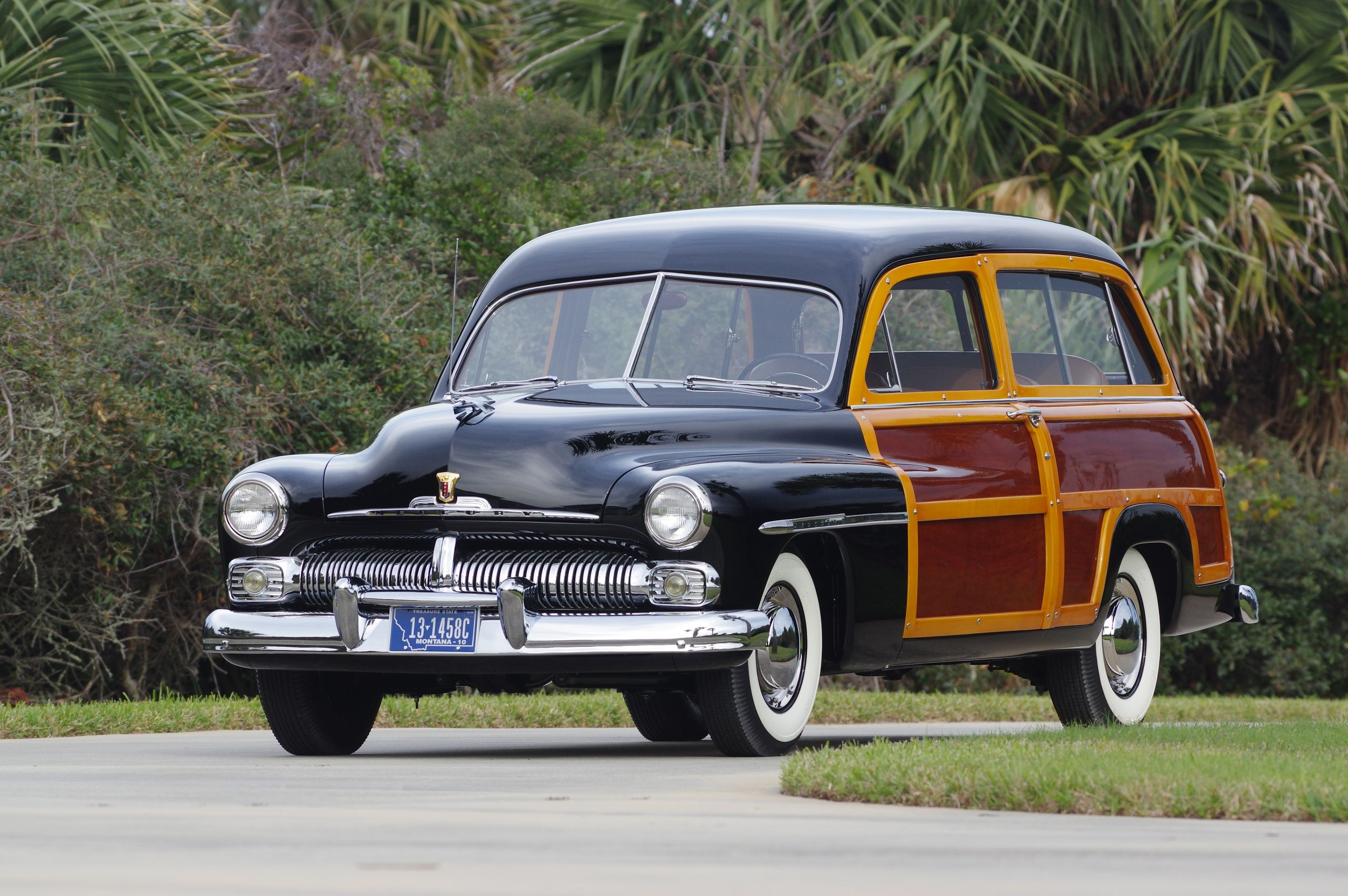 Mercury Eight III 1949 - 1951 Station wagon 5 door #2