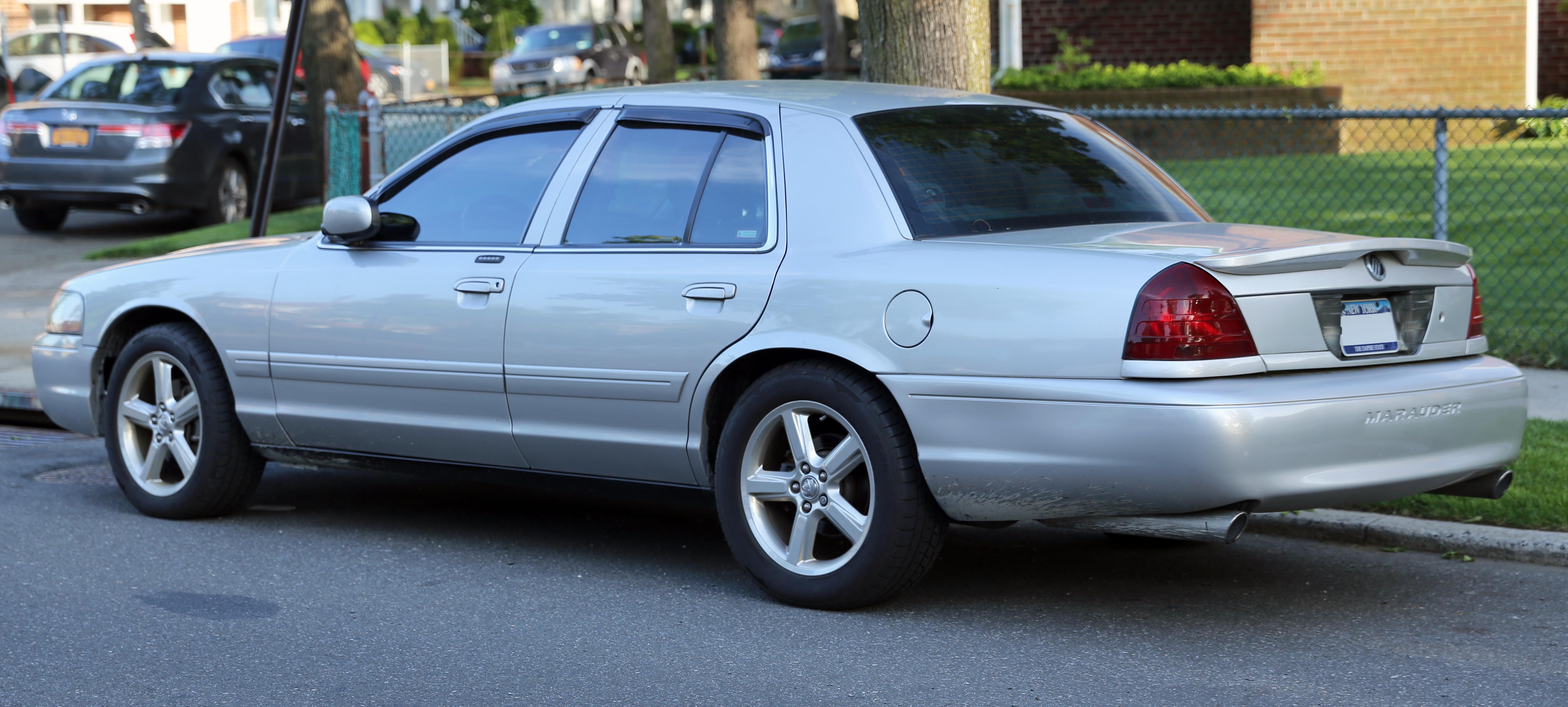 Mercury Marauder 2002 - 2004 Cabriolet #2