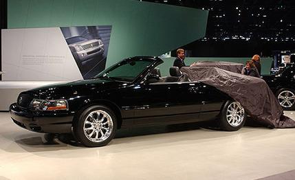 Mercury Marauder 2002 - 2004 Cabriolet #8