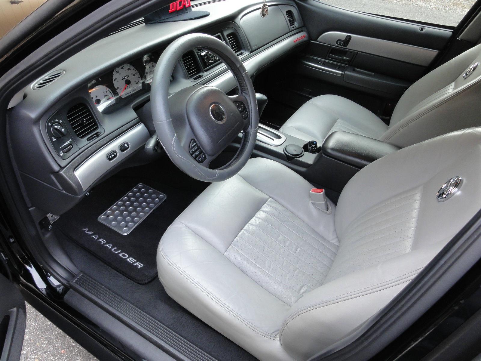 Mercury Marauder 2002 - 2004 Cabriolet #1