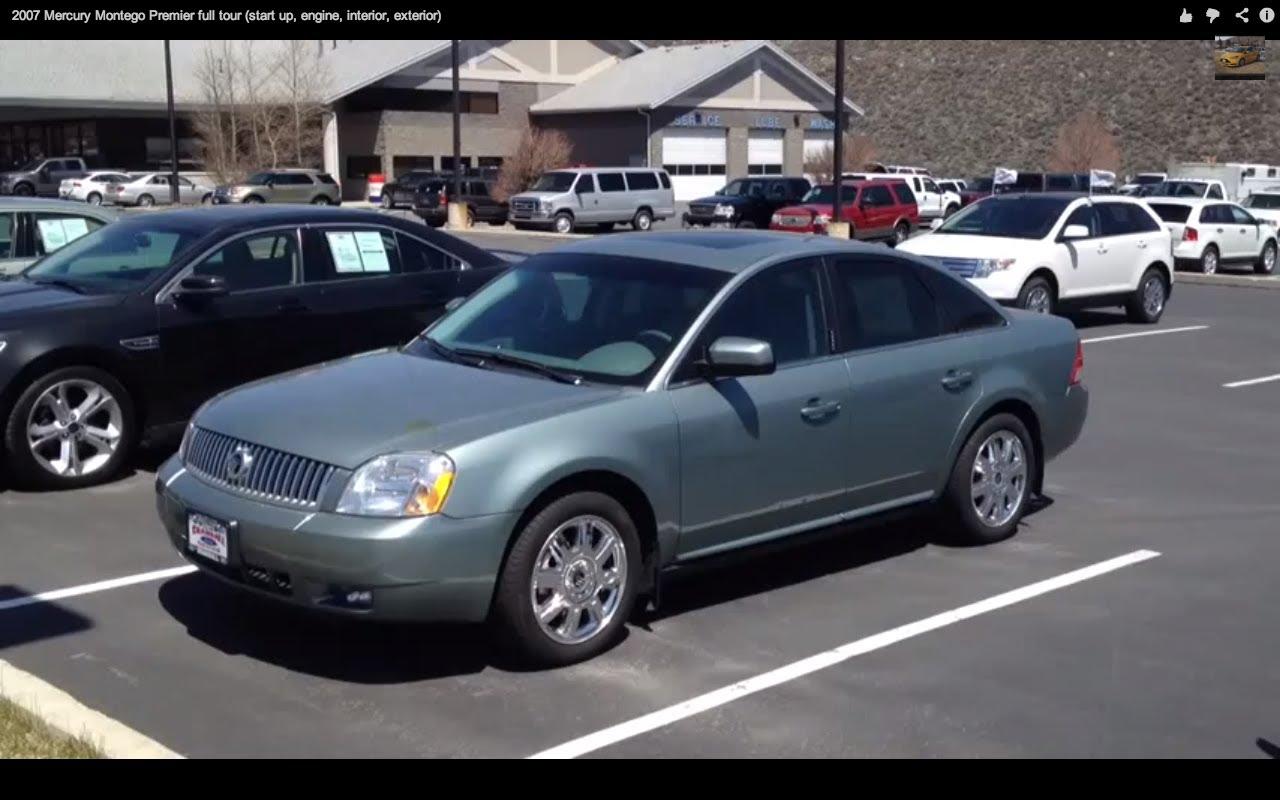 Mercury Montego 2004 - 2007 Sedan #4