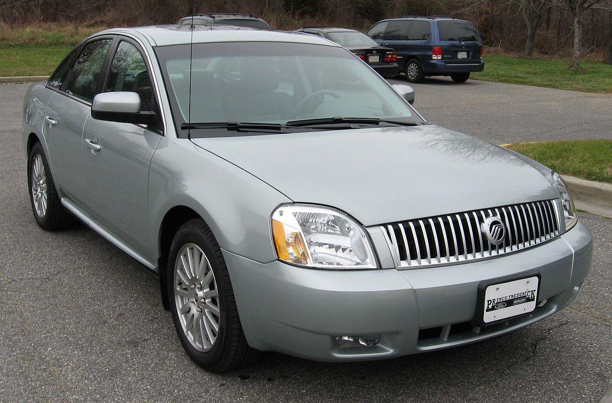 Mercury Montego 2004 - 2007 Sedan #6