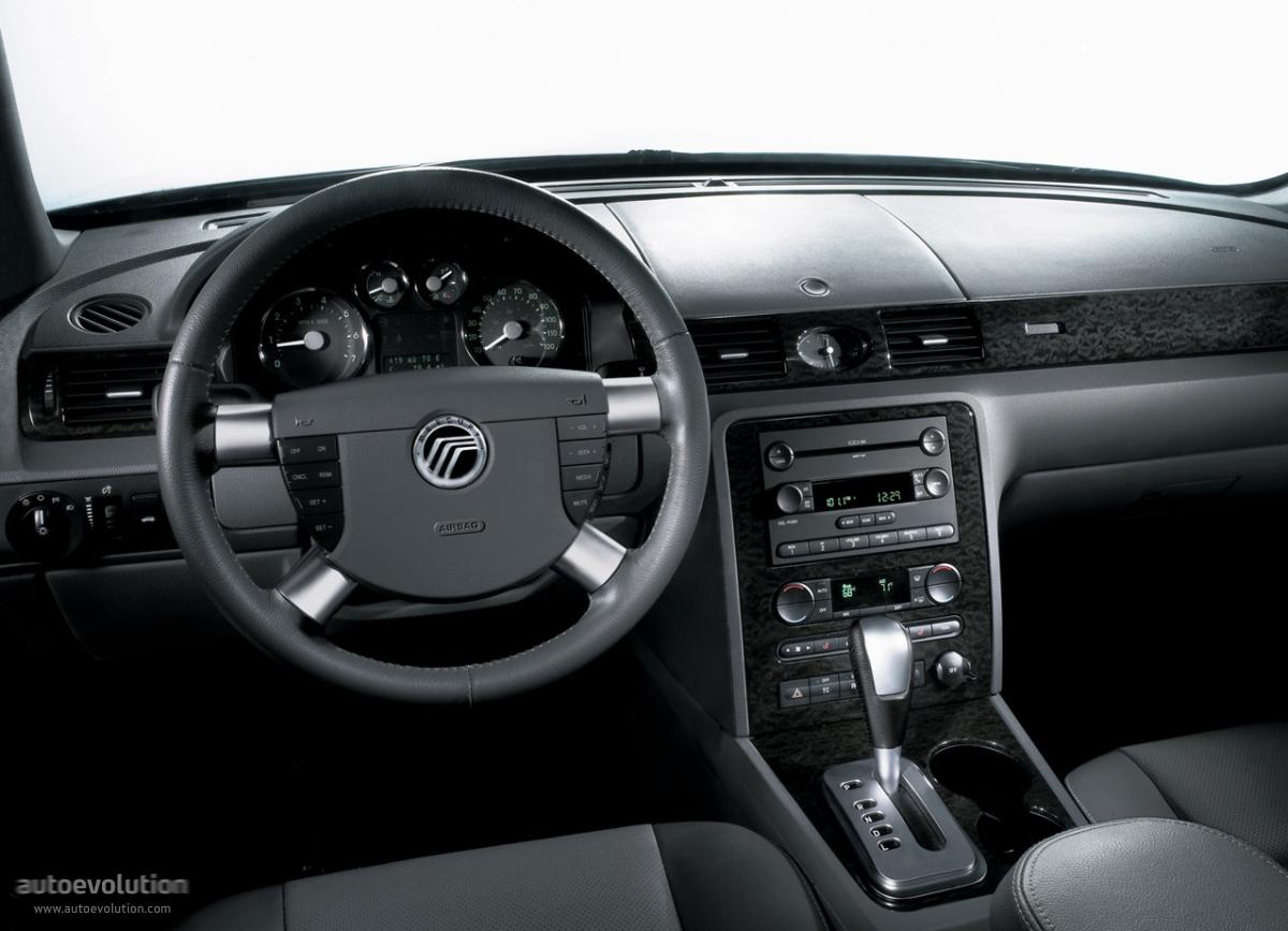 Mercury Montego 2004 - 2007 Sedan #2