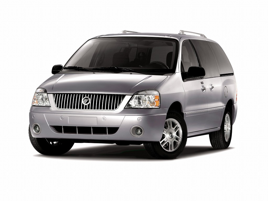 Mercury Monterey 2004 - 2007 Minivan #2