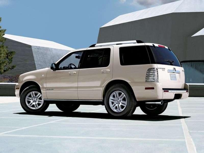 Mercury Mountaineer III 2005 - 2010 SUV 5 door #1