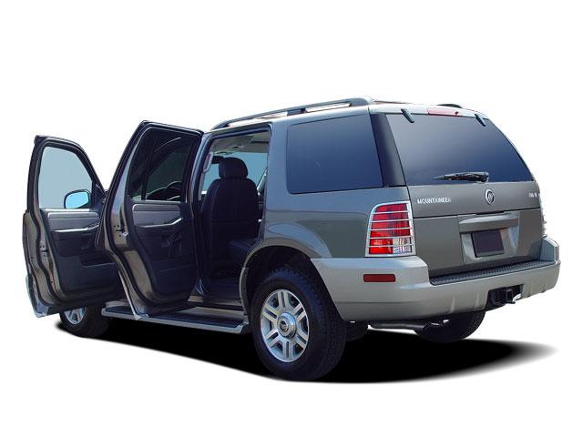 Mercury Mountaineer III 2005 - 2010 SUV 5 door #4