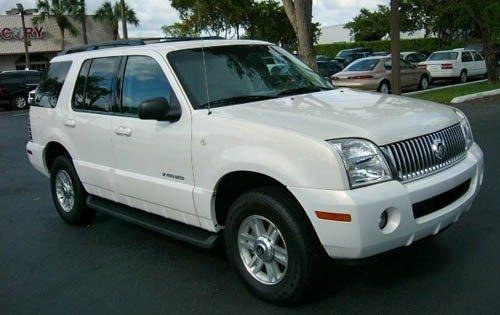 Mercury Mountaineer III 2005 - 2010 SUV 5 door #6