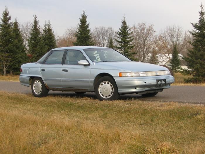 Mercury Sable I 1986 - 1991 Sedan #1