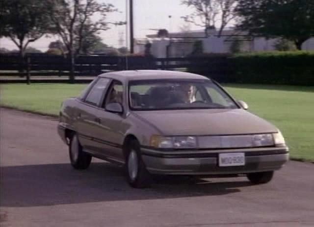 Mercury Sable I 1986 - 1991 Sedan #4