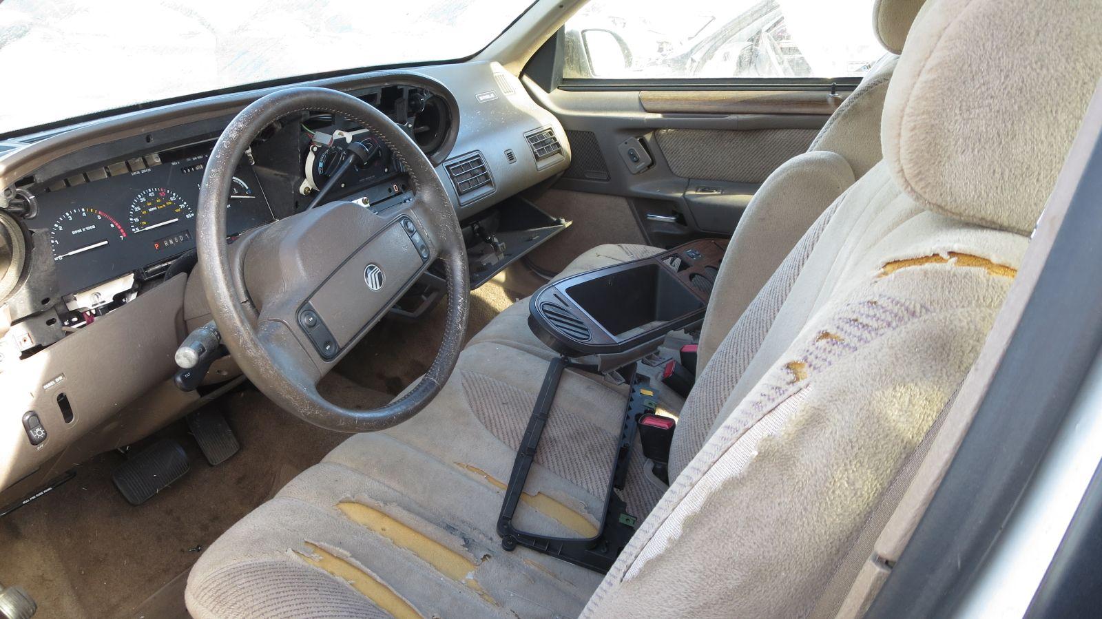 Mercury Sable I 1986 - 1991 Sedan #5