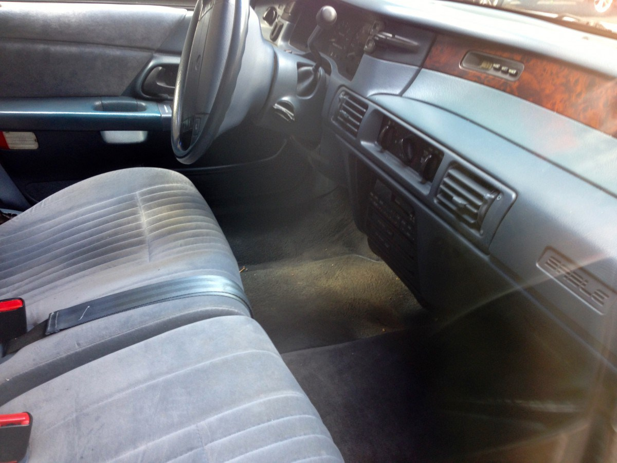 Mercury Sable I 1986 - 1991 Sedan #6