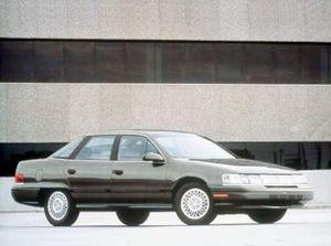 Mercury Sable I 1986 - 1991 Sedan #8