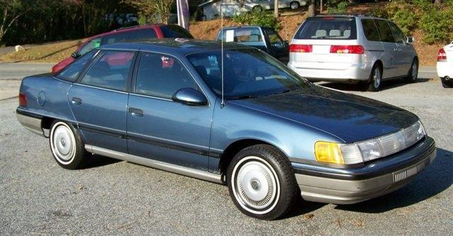 Mercury Sable I 1986 - 1991 Sedan #2