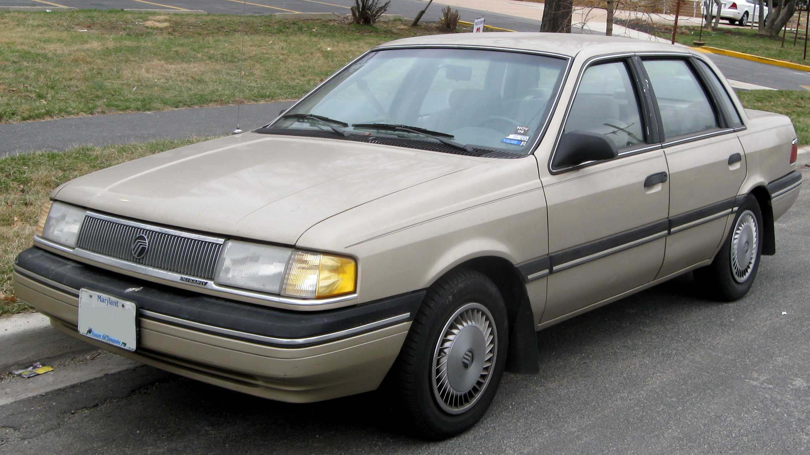 mercury topaz ii 1987 1994 coupe outstanding cars rh carsot com