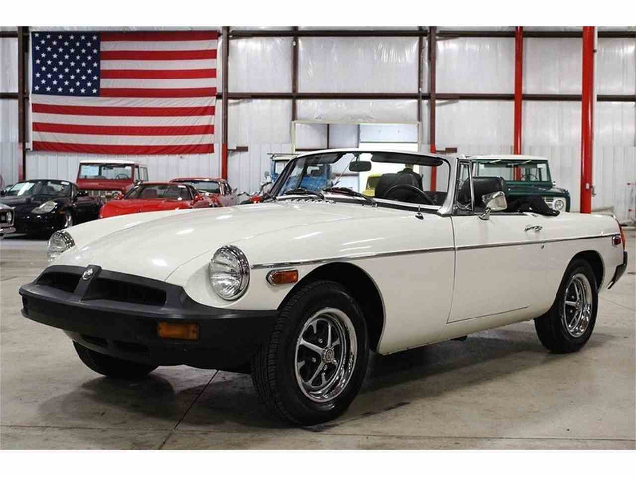 MG MGB 1962 - 1980 Coupe :: OUTSTANDING CARS