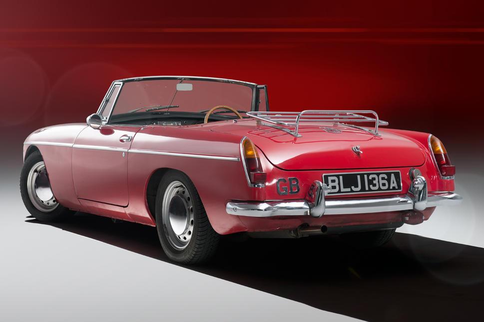 MG MGB 1962 - 1980 Roadster #1
