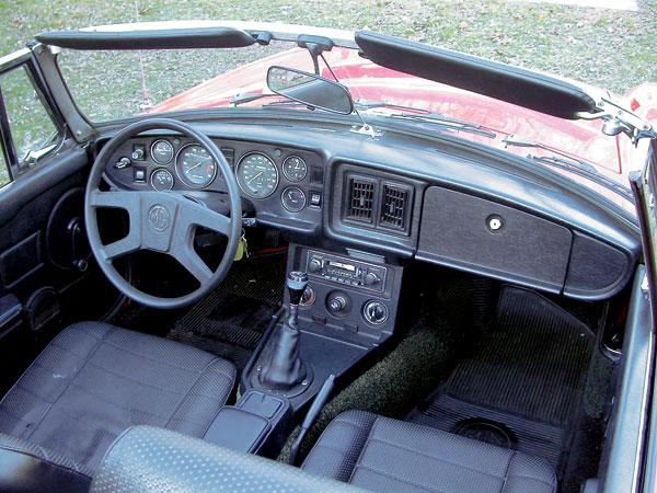 MG MGB 1962 - 1980 Roadster #8