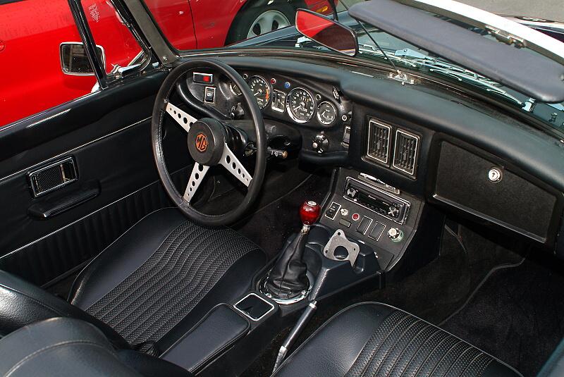 MG MGB 1962 - 1980 Roadster #4
