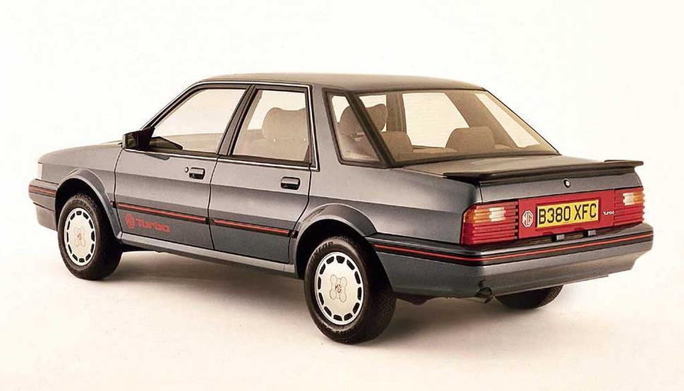 MG Montego 1984 - 1990 Sedan #5