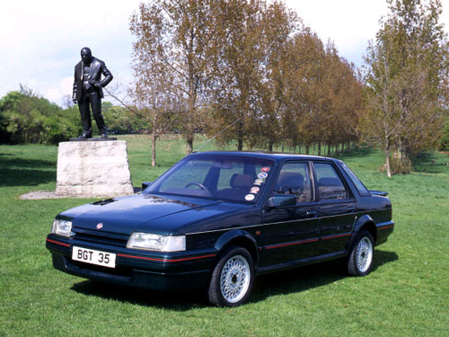 MG Montego 1984 - 1990 Sedan #4