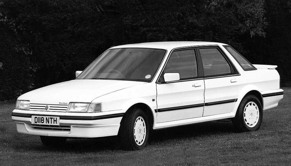 MG Montego 1984 - 1990 Sedan #6