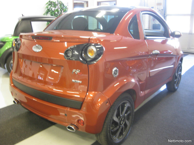 Microcar F8C 2009 - now Coupe #1
