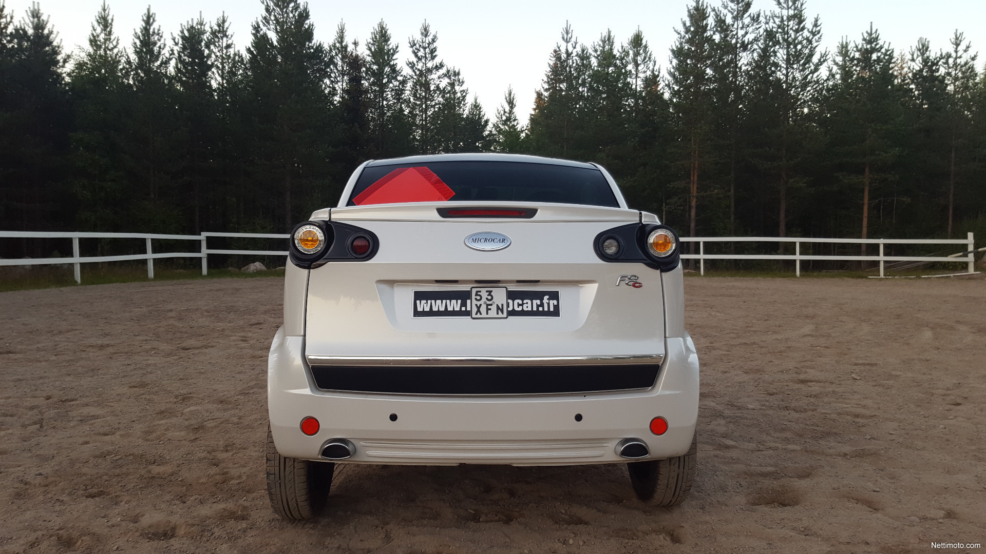 Microcar F8C 2009 - now Coupe #3