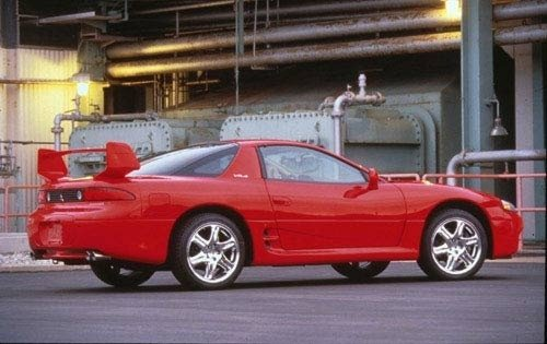 Mitsubishi 3000 GT II 1994 - 1998 Coupe #7